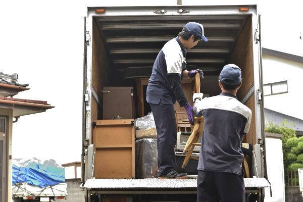 2トントラック生前整理