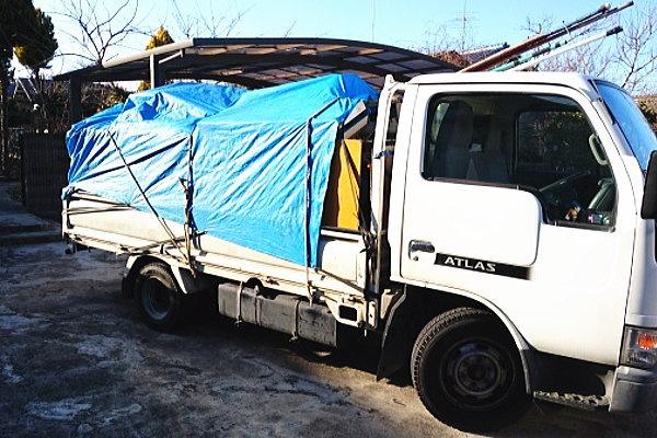 吉見町で生前整理・不用品の回収