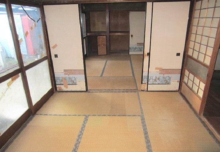 行田市遺品整理 回収後の部屋