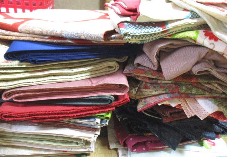 衣類遺品の寄付