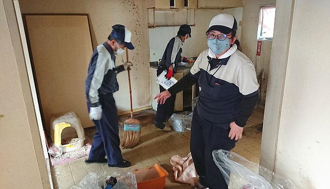 吉見町のゴミ屋敷